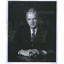 Press Photo Donald Prince Educational Administration Illinois State University