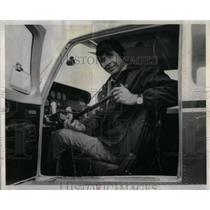 1976 Press Photo Dwight A. Johnson Paraplegic Pilot - RRX12331