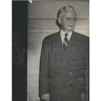 1946 Press Photo Chicago advertising magnate Charles Wrigley - RSC70979