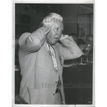 1952 Press Photo Wright Morrow United States Texas - RSC83011