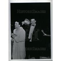 1937 Press Photo Shrine Auditorium Paramount Fran Lloyd