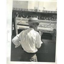 1964 Press Photo Underground Garage Watch Construction - RRU15653