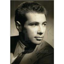 1937 Press Photo Gary Merrill American Film actor