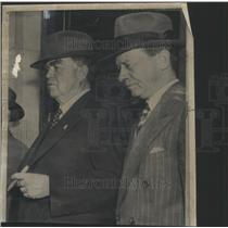 1948 Press Photo John Llewellyn Lewis