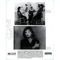 Press Photo PBS Margaret Sanger Broadcast Birth Control