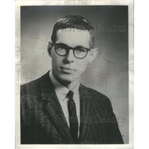 1963 Press Photo Rev. Gene W. Marshall, member of CCRR - RSC06305