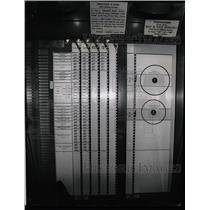 1970 Press Photo Machine - RRW22999