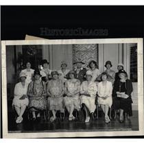 1928 Press Photo Republican National Committeewomen f - RRX68787