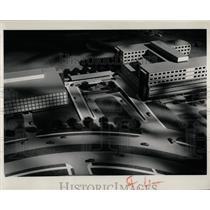 1965 Press Photo Children's Hospital