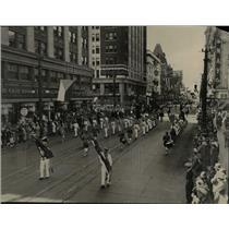 1932 Press Photo Odd Fellows Parade - RRX62609