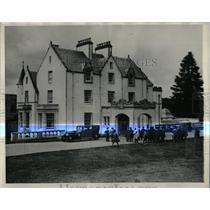 1929 Press Photo Logie House In Scotland - RRX80725