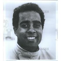 1986 Press Photo WILLY T. RIBBS RACE CAR DRIVER - RSC84143