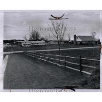 1963 Press Photo Okemos City Michigan