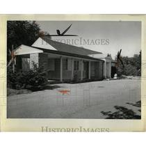 1957 Press Photo Michigan Cities Willowrun - RRW00567