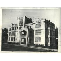 1931 Press Photo Stately Nigeraguan Legation - RRX84623