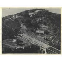 1936 Press Photo Yerba Buena Island Government Property - RRX99835