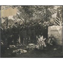 1928 Press Photo General George Bell Jr. - RSC16001