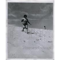 1965 Press Photo Sleeping Bear Sand Dunes Michigan
