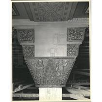 1929 Press Photo Denver National Bank Diemon Mo delude - RRX89509