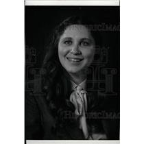1985 Press Photo Sharon J. Myers Detroit Nurse