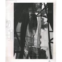 1956 Press Photo Seminole Bridge - RRX92257