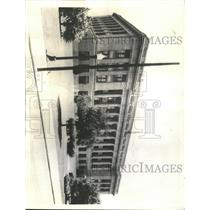 1935 Press Photo East Baton Rouge Courthouse Lousiana - RRX93951