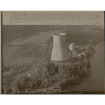 1973 Press Photo Portland Nuclear Power Plant Electric - RRW90165