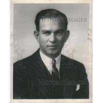 1949 Press Photo Senator James Fulbright Arkansas Speak Thursday Afternoon