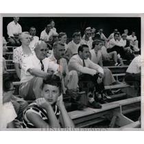 1954 Press Photo William Clay Ford William Beyer - RRX56415