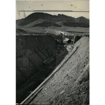 1936 Press Photo Denver waterway Moffat pioneer tunnel - RRX72157