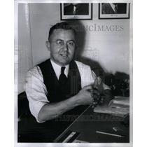 1941 Press Photo Michael F. Widman Jr. - RRX57895