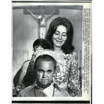 1972 Press Photo Alabama Governor George Wallace Ill - RRX50421
