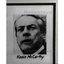 Undated Press Photo Kevin McCarthy, Actor - RRX40983