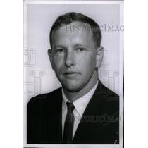 1967 Press Photo James A. McCaleb Geologist - RRX40939