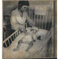 1973 Press Photo Brandon Amrhein Chaske Kidey Transplant Minnesota University