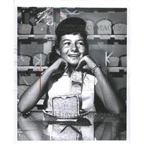 1960 Press Photo Michigan State Fair Contest Winner - RRW36283