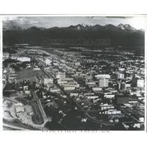 1978 Press Photo ANCHORAGE ALASKA LARGEST CITY U.S - RRX85879