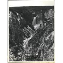 Press Photo Yellowstone National Park - RRX86661