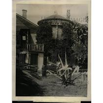 1926 Press Photo Oldest House in St Augustine - RRX71803