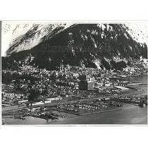 1975 Press Photo Juneau's future is a question. - RRX85171
