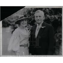 1935 Press Photo Detroit Socialite Howard Freeman - RRX55593