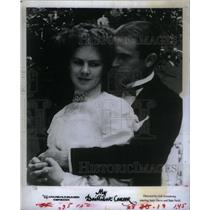 1980 Press Photo Career Actors Judy Davis & Sam Neill - RRX34355