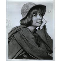 1980 Press Photo Bonnie Gail Franklin America TV Series - RRW16161
