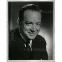 1962 Press Photo Hugh Malcolm Downs American Host TV - RRX56887
