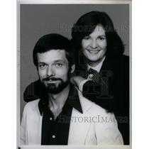 1980 Press Photo 30 Minutes Television Series Actors - RRX30387