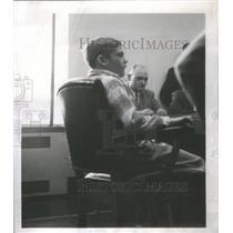 1956 Press Photo Douglas Rupe Alexander and Jim Alexander crime - RSC62209