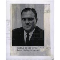 None Harold Boian Advertising Director - RRW81041
