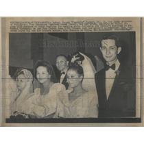 "1968 Press Photo Robert Joseph ""Panchito"" Puckett the lanky grandson of Philippi"