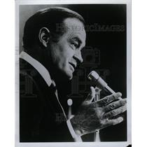 1978 Press Photo Bob Hope US Armed Forces USO shows - RRW11327