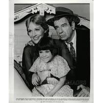1980 Press Photo Actors Julie Andrews & Walter Matthau - RRW27353